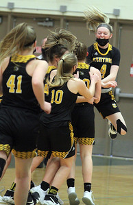Girls basketball: TC Central at TC West, Feb. 21, 2021
