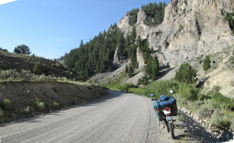 20130815 Morning Cliffs Pano.JPG