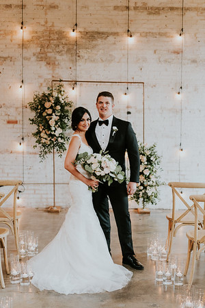 Kristin & Patrick Wedding Day