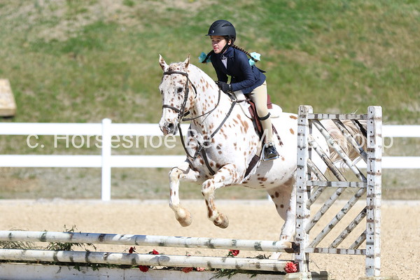 2021 Trimbles Ridge Horse Show I 3/20 -- Coliseum & Dee Dee