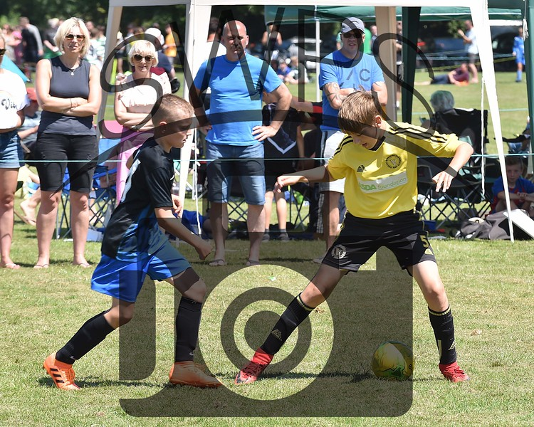Frome Town Robins v Somerton Town Black U11's