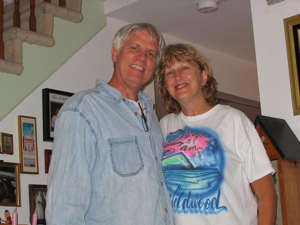 Cape May & Crabbing 2008