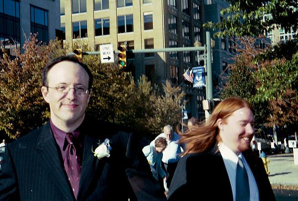 Wedding Pre-Reception
