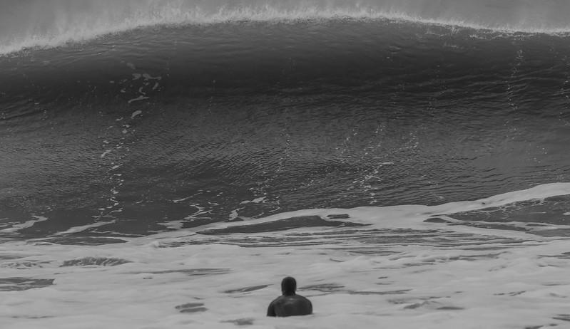 11 Foot Waves!