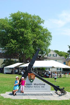 Salem Maritime Festival 2012
