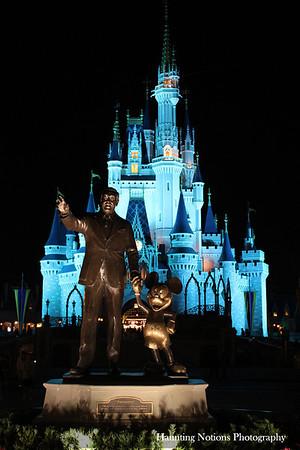 Walt Disney World April 2012