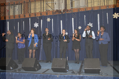 Howard University Holiday Celebration 2012