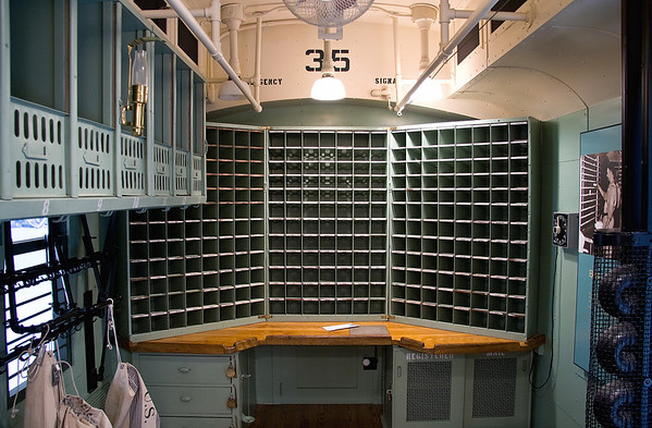 Smithsonian National Postal Museum, Washington D.C. - June 2007