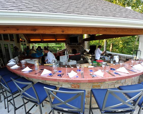 Lampman Dinner w/Sidney St. & Javier Mendoza