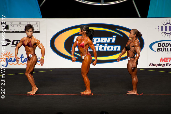 2012 Arnold Amateur Bodybuilding