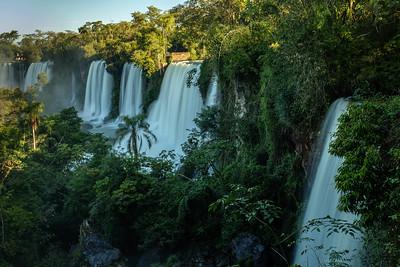 Iguazu Falls/San Ignacio Mission