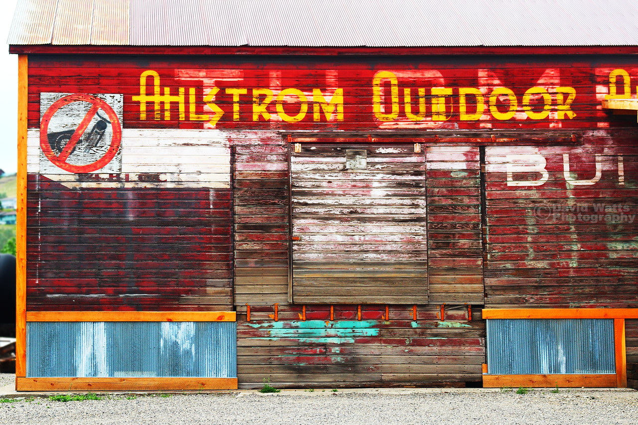 Ahlstrom Outdoor in Livingston