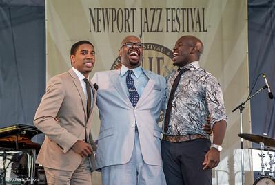 Newport Jazz Festival - Aug 2015