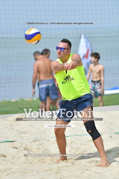 presso Zocco Beach PERUGIA , 25 agosto 2018 - Foto di Michele Benda per VolleyFoto [Riferimento file: 2018-08-25/ND5_8808]