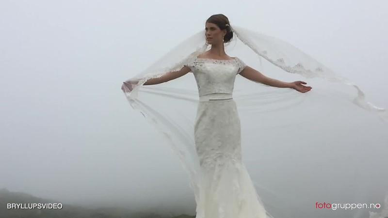 Bryllupsvideo promo Clip 1