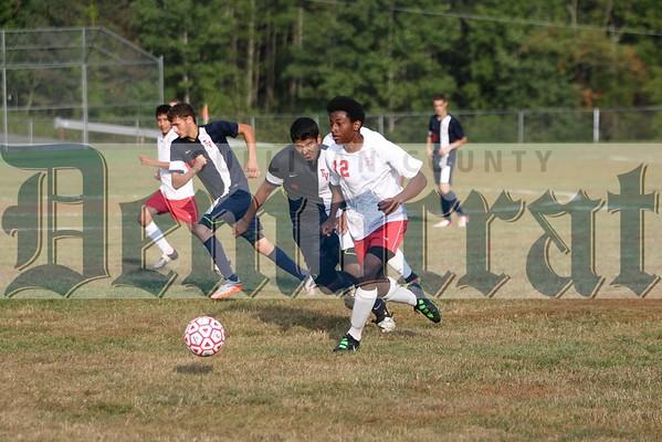 Liberty vs. Tri-Valley boy's soccer