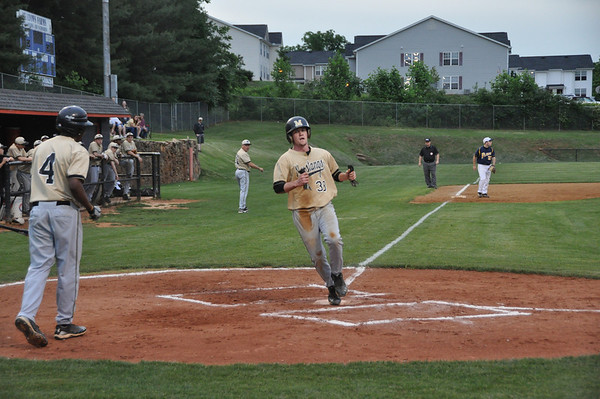 WMHS vs. WAHS and FCHS vs. MHS JD baseball semifinals