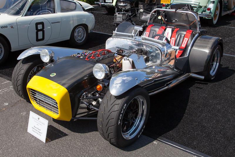 1964 Lotus Super 7 - Bruce Hand