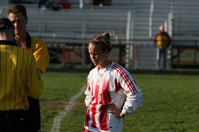 Girls Varsity Soccer - 2007-2008 - 4/30/2008 Spring Lake