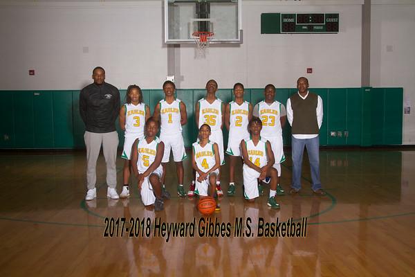 2017-2018 Boys Basketball