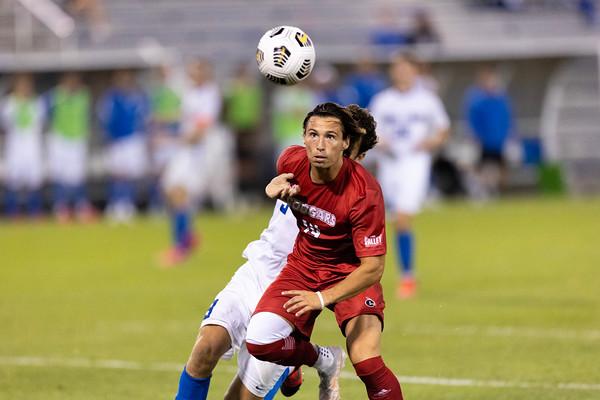 Men's Soccer: Bronze Boot (SLU vs SIUE)