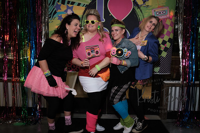 Ladies Only 80s Dance Party - February 2020