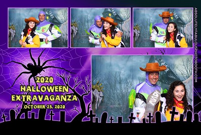 2020 Fahey Halloween Extravaganza
