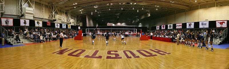 UH Volleyball vs RICE