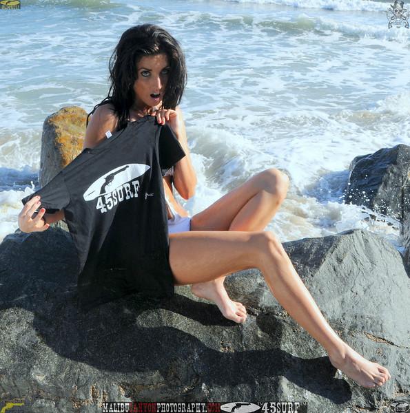 beautiful woman sunset beach swimsuit model 45surf 808,54
