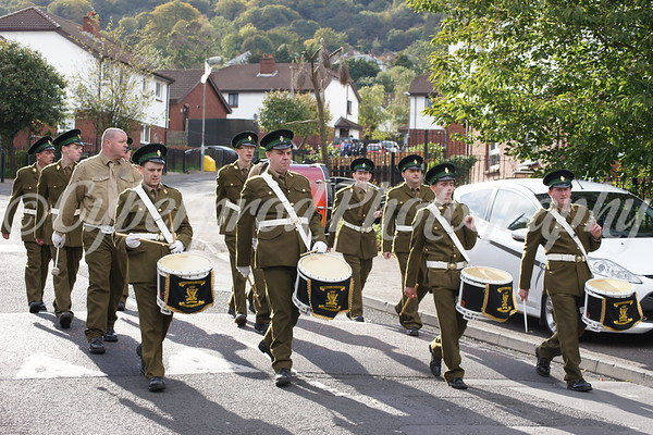 Whitewell Defenders Parade