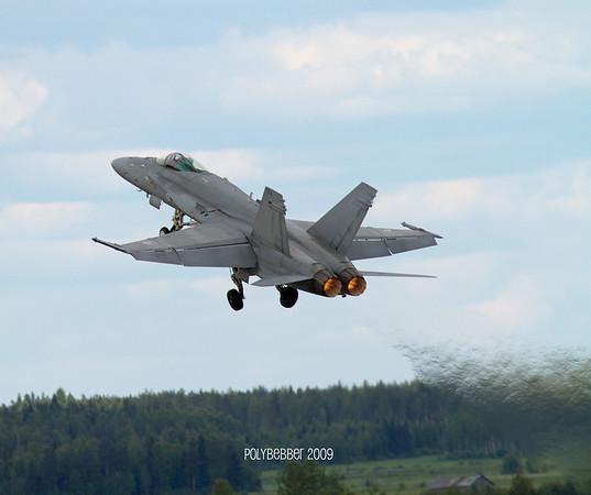 Kauhava Airshow Finnland 2010