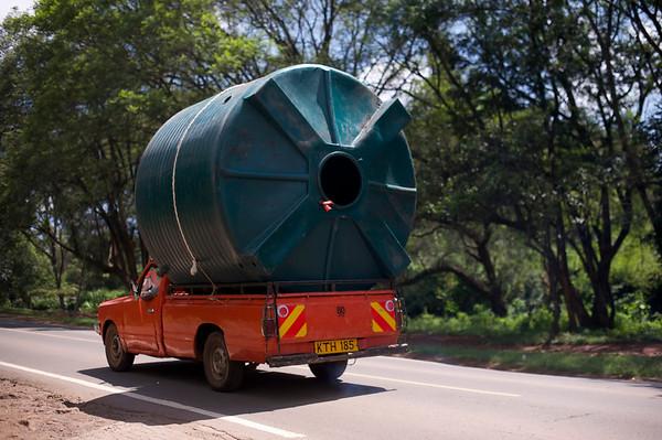 Water Throughout Kenya by Jordan Bush