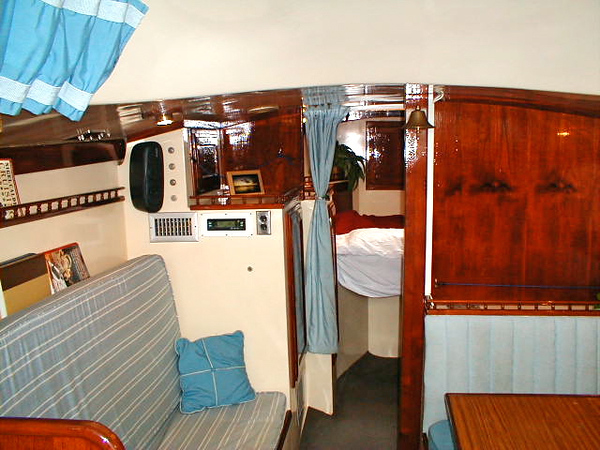 Cloud Chaser - Before Total Refit - 12