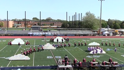 2019 NCHS Marching Redhawks Competitions