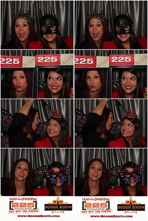 225 Hot off the Press Party 10.30.12 @ The Office
