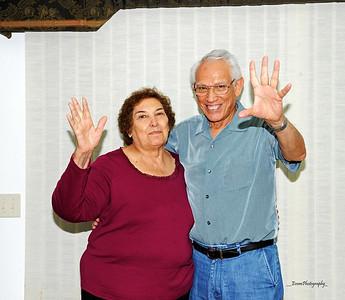 Elva & Pepe Rubio & Family