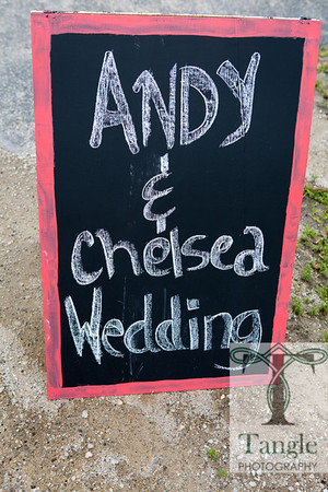 Wedding - Chelsea and Andy