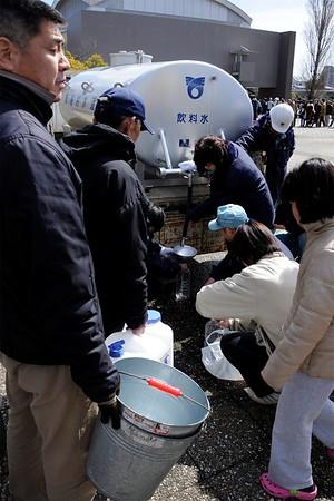 Động Đất Ở Nhật 2011