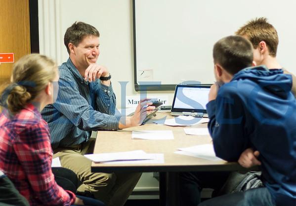Master Teaching Class (Photos by Annalee Bainnson)
