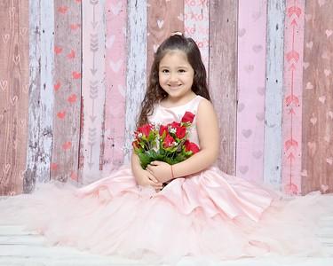 Valentina Valentine's Day 2020