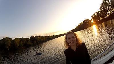 2012 James River Boating