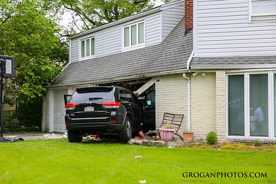 TRT Car into house wyngate 5/29/19