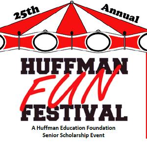 25th Annual Huffman Fun Festival 2017
