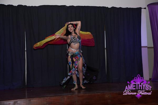 Amethyst Dance Festival 2020 Azzah