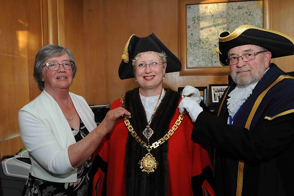 Hertford Town Council Mayor Making, 16.5.19