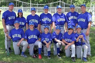 Pee Wee A Blue Sox