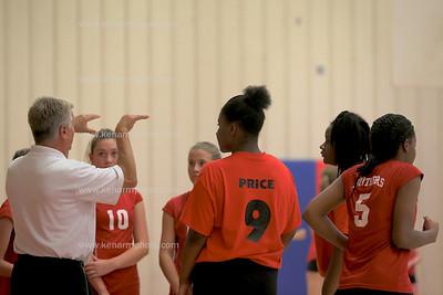 Tarheel vs East Arcadia 2017 girls volleyball