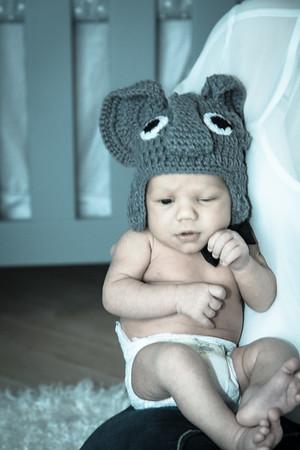 Marinello Newborn Shoot