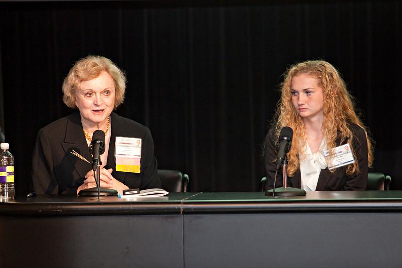 Conference program, TIAW Global Forum 2012. Shot 10/18/12