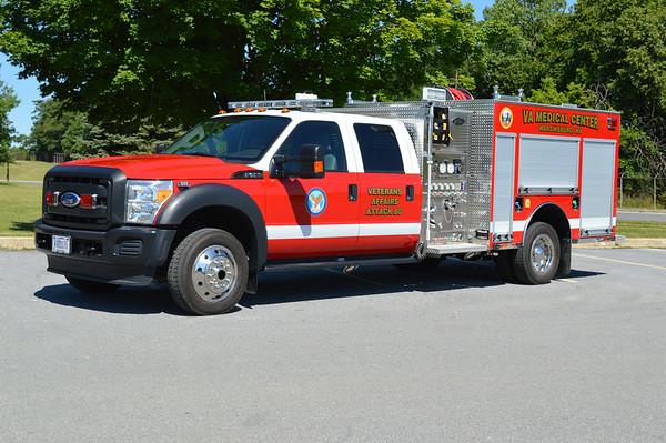Company 80 - VA Medical Center Fire Department (Martinsburg, WV)